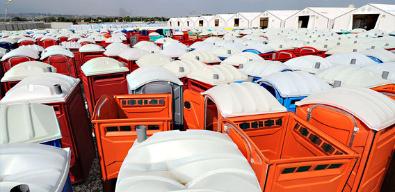 Champion Portable Toilets in Plano, TX